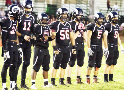 Varsity Football Remains Undefeated
