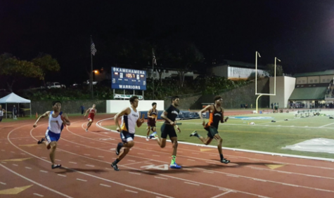 Boys Track Place First in State Championships