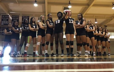 Lady Rams Volleyball Brings Talent to Court