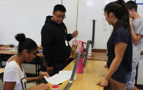Rams Prepare for WASC Visit
