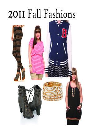 Fall Fashion Style Guide
