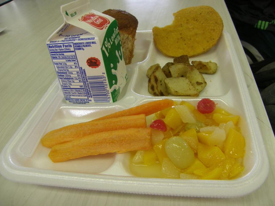 School lunches like these may cost a lot more next year.