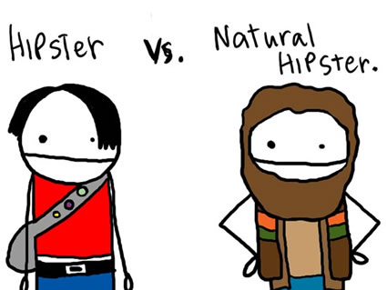Hipsters Set Trend Despite Aiming to be Original