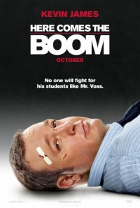 Movie Review: Here Comes the Boom Inspires Viewers