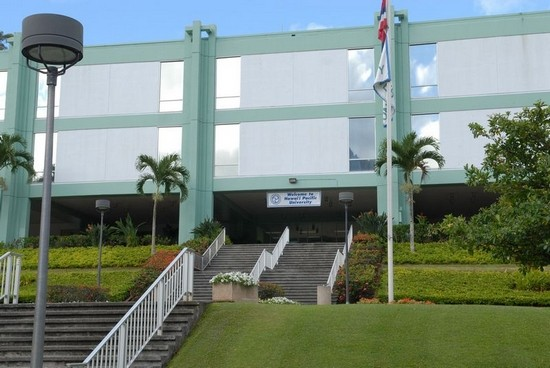 Hawaii Pacific University On-Site Admissions