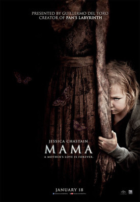 Movie Review: Mama - More Bad Graphics Than Horror