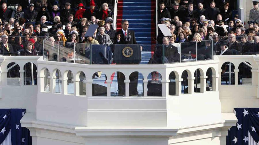 Four Years Later, the Second Inauguration