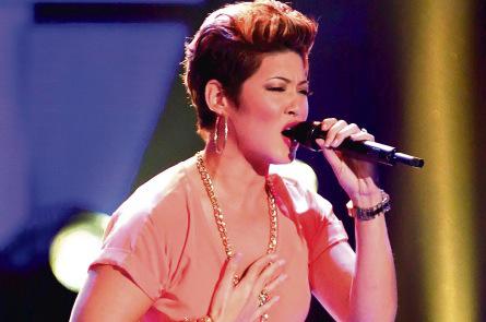 Jamaican Star Mesmerizes The Voice