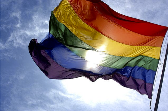 A Rainbow flag represents the Lesbian Gay Bisexual Transgender community. With social perspectives evolving, a need to adopt gay marriage is on the horizon. A Gallup poll shows 53 percent of Americans supporting gay marriage,