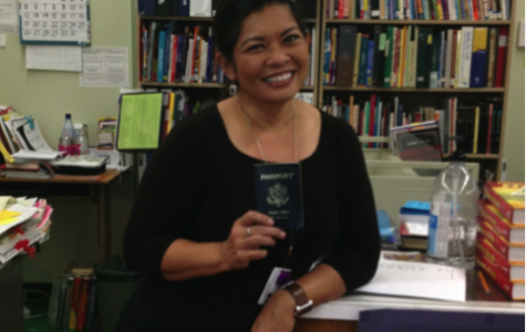 Librarian Shares Love for Traveling