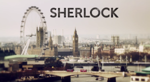 """Sherlock's opening scene shows the London cityscape where the detective solves his crimes. In the latest series, Sherlock Holmes returns to London after disappearing for two years after his dramatic fake suicide scene in the episode, """"The Reichenbach Fall."""" Season three premiered on Jan. 1, attracting about 9.7 million viewers in Europe, while PBS broadcasted the show on Jan. 19, attracting around 4 million viewers in America."""