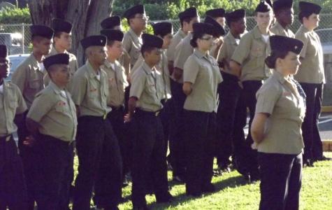Navy JROTC Builds Character, Discipline
