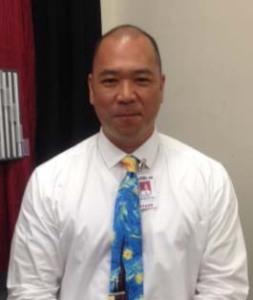 "Assistant Principal Richard Shimabukuro joins the school's administrative team. He worked as a teacher in three schools, and an administrator for five years. Shimabukuro said he strongly believes in Radford's ""amazing students, dedicated and professional faculty and staff, and  highly supportive families and community."""