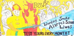 art firefighter