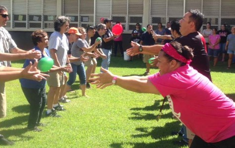 Resource Department Dominates in Faculty Games