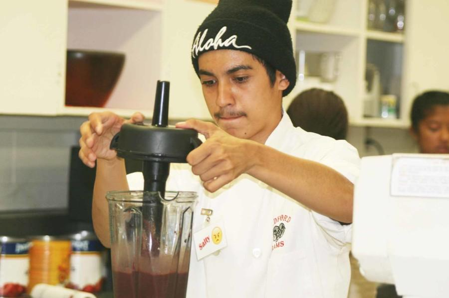 Culinary program offers in-school dining experience
