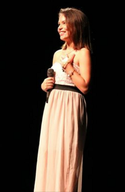 """Ramirez (12) participated and was the 5th runner up in this year's Distinguished Young Women's Pageant. Distinguished Young Women Pageant is a national scholarship program that inspires high school girls to develop their full, individual potential through a fun, transformative experience that culminates in a celebratory showcase of their accomplishments, states their website. """"It felt amazing to even place in this competition because it was so very competitive,"""" she said. """"It's really an amazing program and really helps you with interview skills and other communication skills."""""""