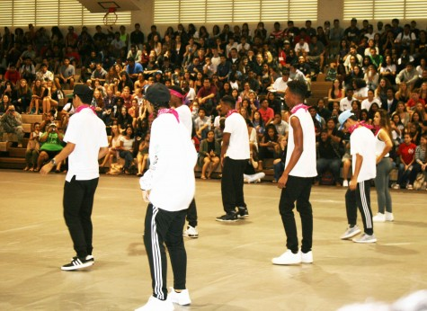 Next Generations wins the dance group act.