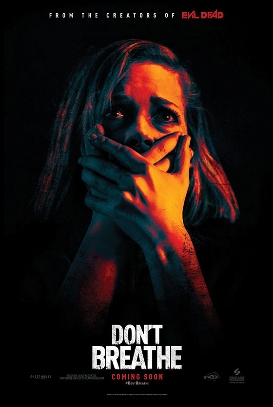 """Don't Breathe"" is a horror film that was released to the public by Screen Gems on Aug. 26. It made over $20 million its opening weekend, replacing Suicide Squad as the #1 movie in the box office its opening weekend."
