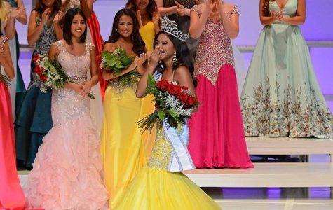 Miss Teen America Promotes Anti-Bullying