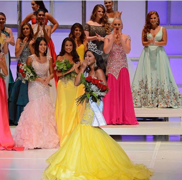 Miss Teen America Promotes Anti-Bullying