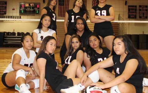 Lady Rams Demand Order in the Court