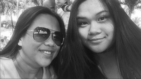 "Alyssa Lacap and her mom Josie Lacap are on a family date at the waterpark. Though Alyssa is unable to spend time with friends, her parents take her out occasionally to make up for it. ""I have amazing, caring, and loving parents that I am grateful. I can only just hope that someday I"