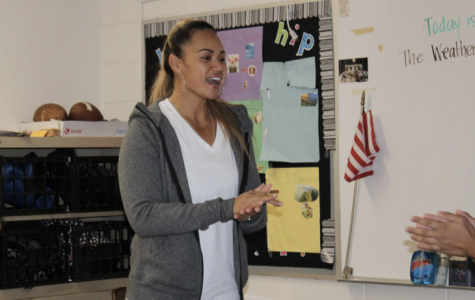 Salanoa Wins 2019 Teacher of Excellence Award
