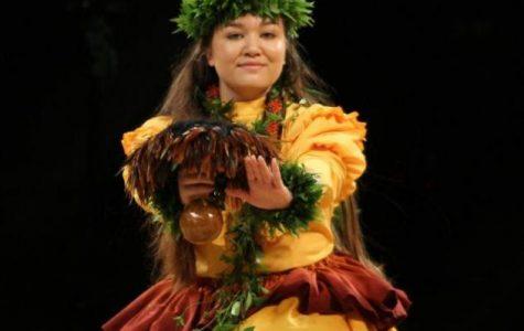 Kala'i Stevens Dances at Merrie Monarch