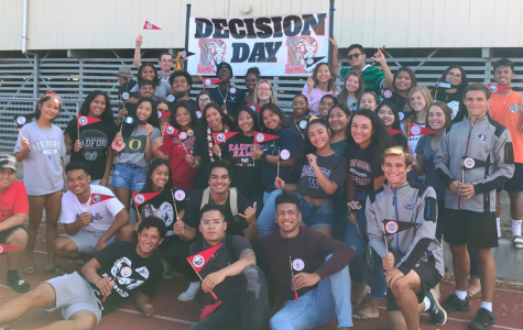 Seniors Announce Post High School Plans