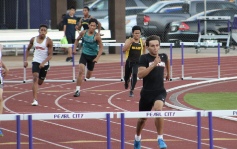 Track Team Goes to Maui for States