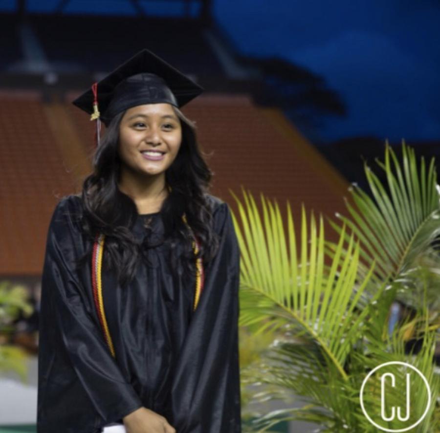 2018 Senior Spotlight: Julia Francisco