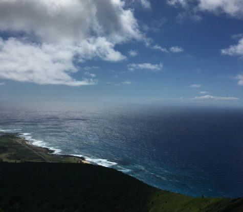 There are many places and activities to do and see during Spring Break such as hiking Koko Head Crater Trail in Honolulu Hawaii. (Photo Credit: Logan Henley)
